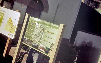 Nueva ruta en la red de senderos de Borau: Barranco del Calcil