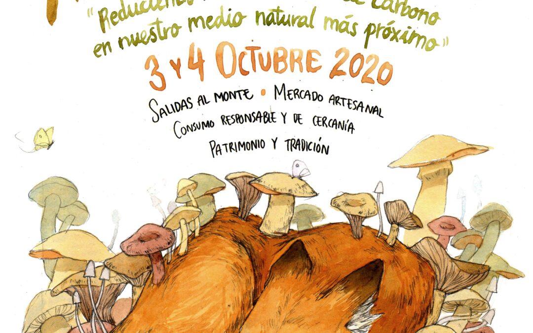 XI Jornadas Ambientales de Borau – 3 y 4 de Octubre de 2020